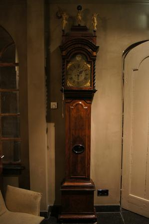 Dutch 18th C grandfather clock