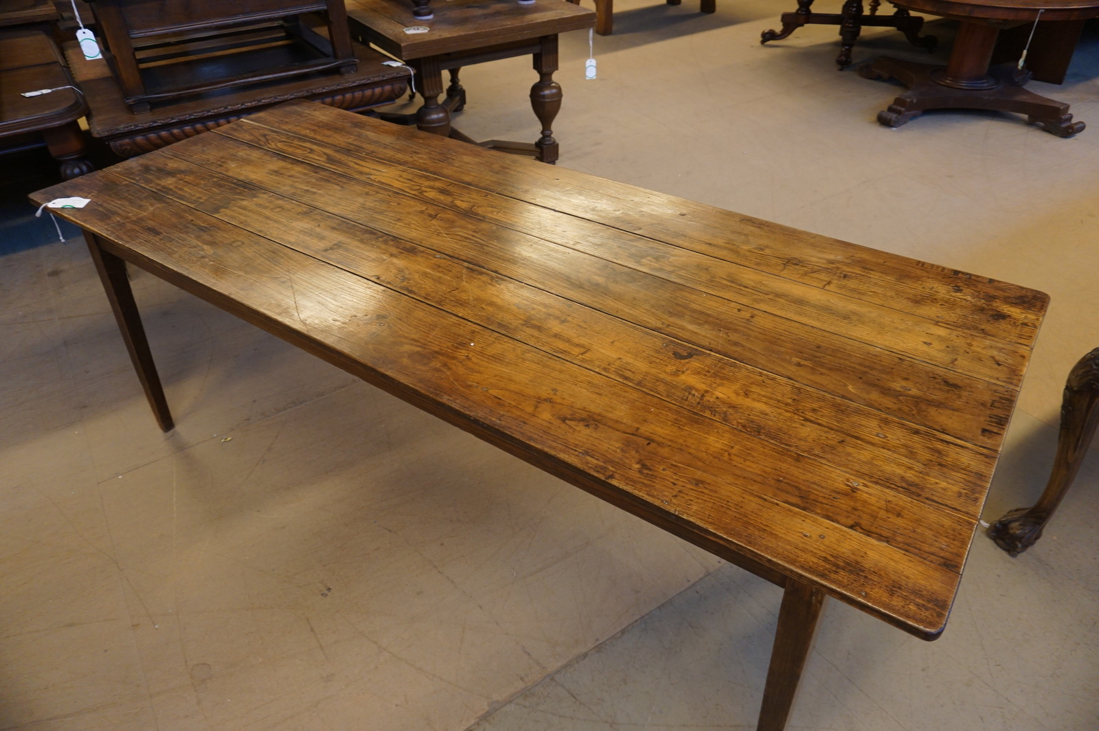 Antique French Table 19th Century 08