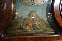 Grandfather clock signed Eldert Heijnen, Holland 18th century