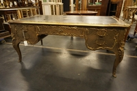 Louis XV style Bureau plat, France first half 20th Century