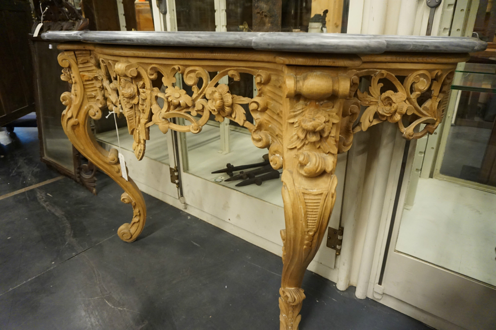 Louis Xv Console Table 04