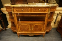 Louis XV style Sideboard, France 2nd half 19th Century